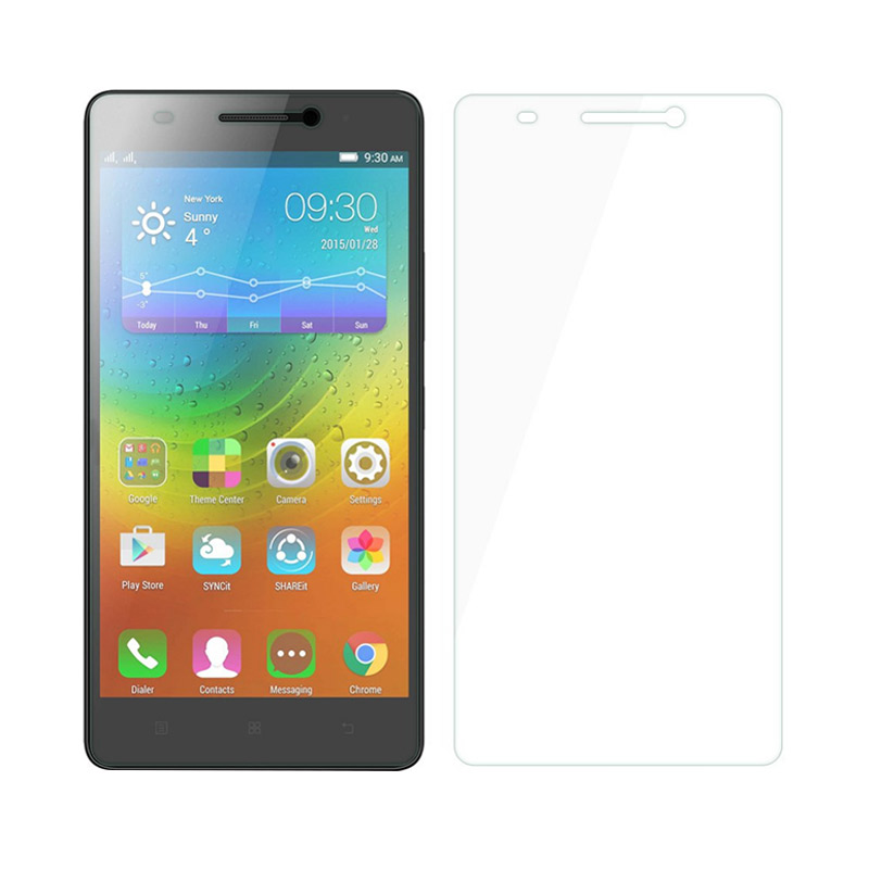 K-Box Tempered Glass Screen Protector for Lenovo A6000