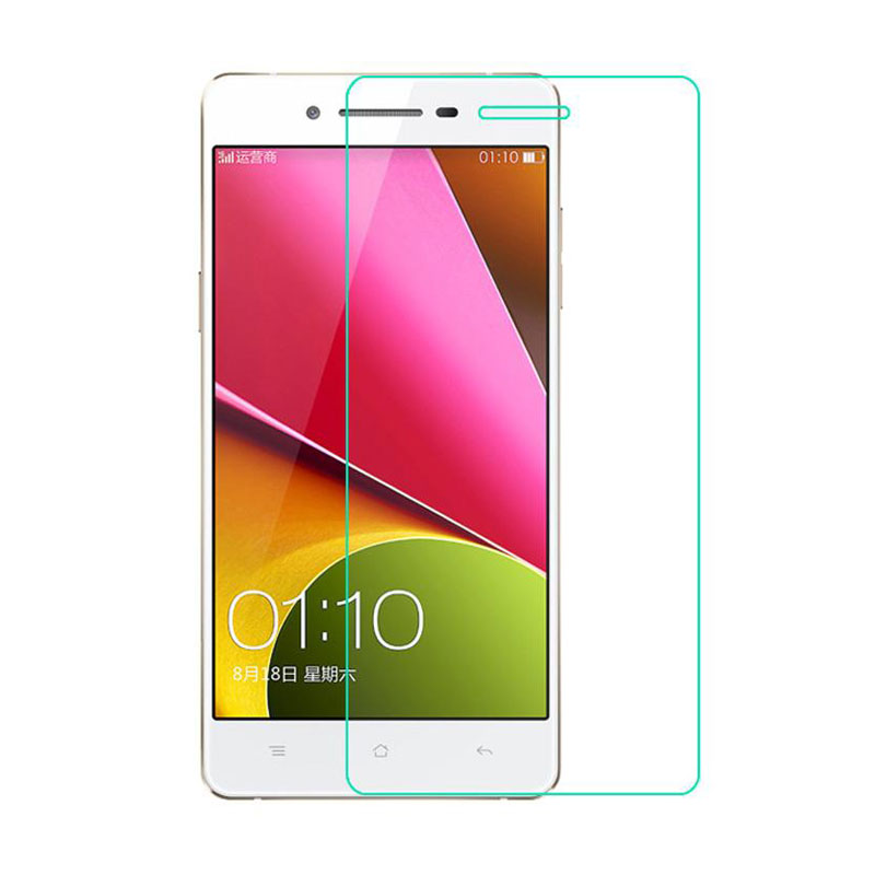 K-Box Tempered Glass Screen Protector for Oppo F1 Selfie