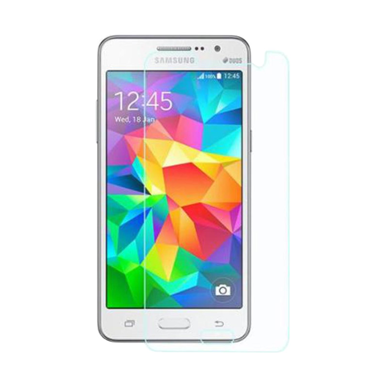K-Box Tempered Glass Screen Protector for Samsung Grand Prime