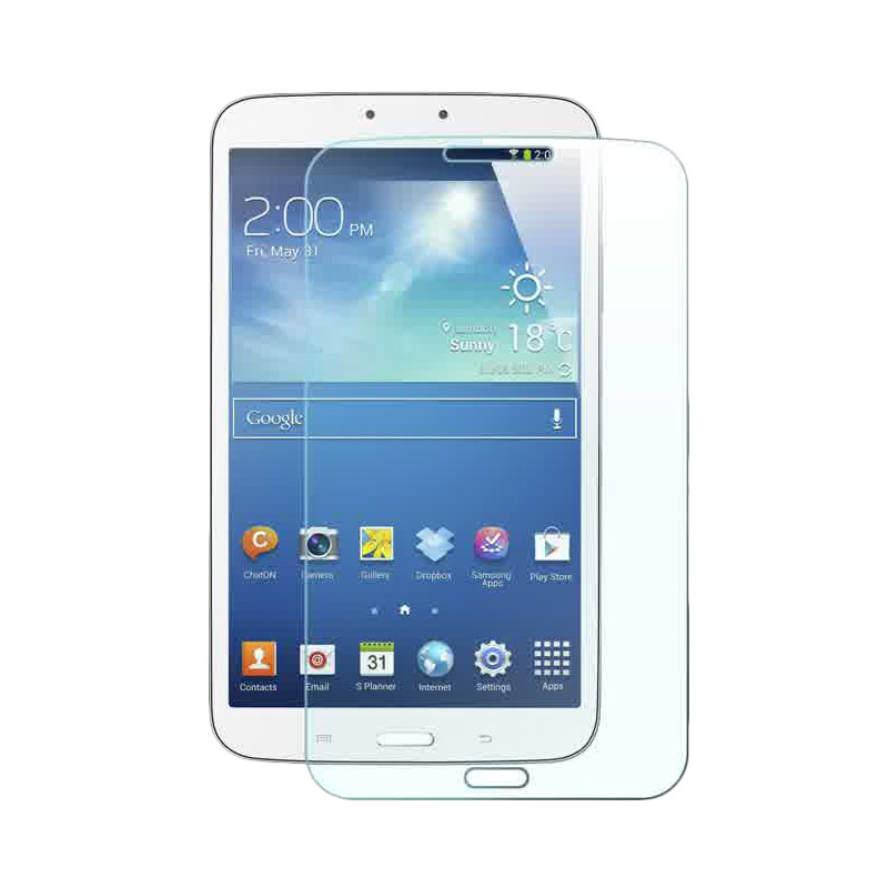 K-Box Tempered Glass Screen Protector for Samsung Tab 3 8 Inch