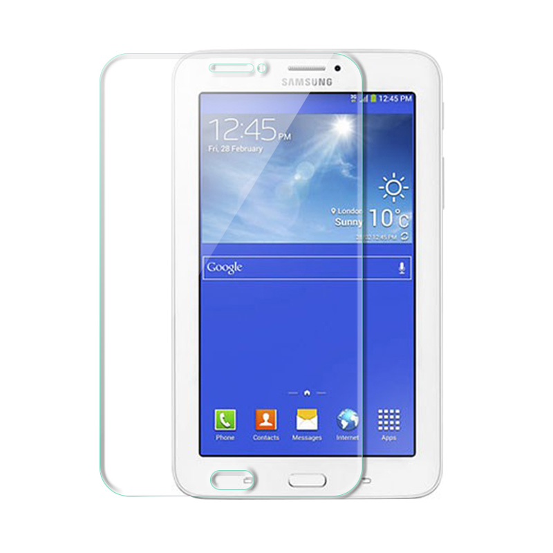 K-Box Tempered Glass Screen Protector for Samsung Tab 3 V