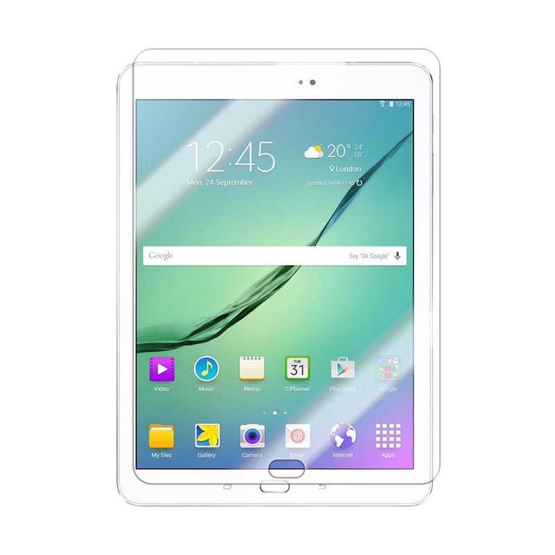 K-Box Tempered Glass Screen Protector for Samsung Tab Tab S 9.7 Inch