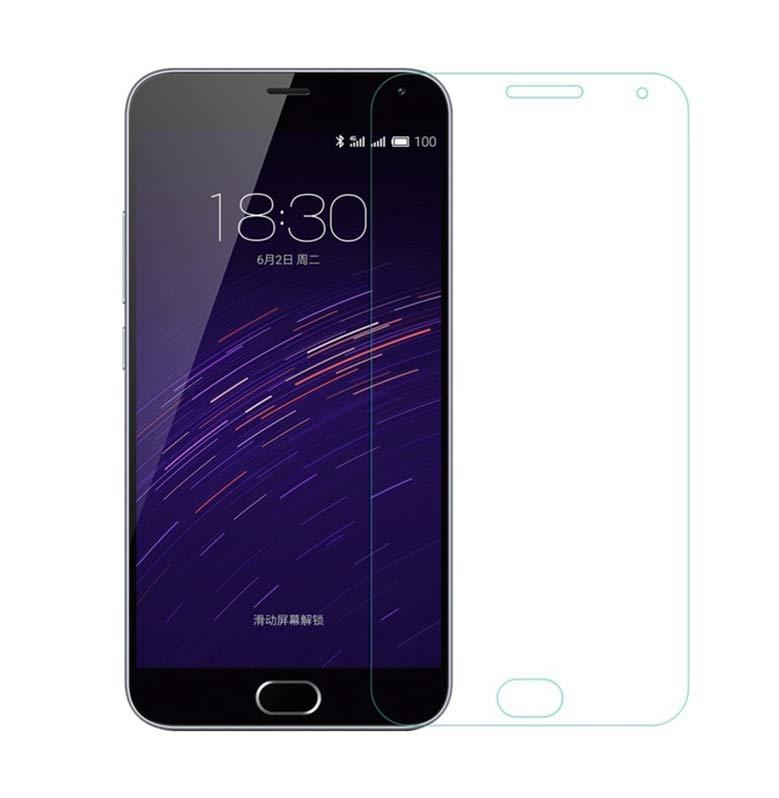 Tempered Glass Screen Protector for Meizu M2 Mini [5 Inch]