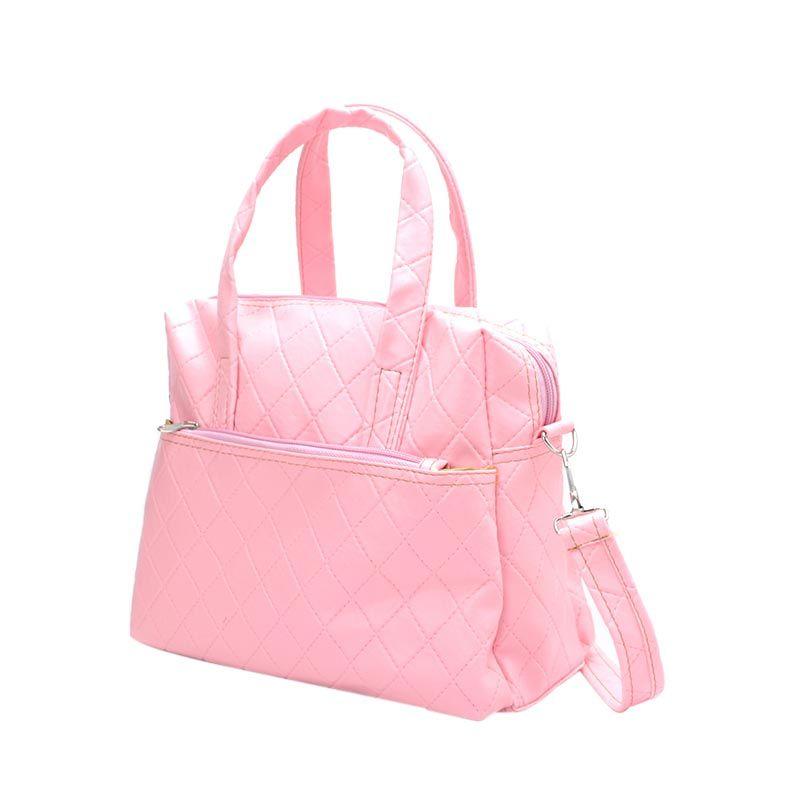 Kadomikado Vienna Soft Pink Tas Tangan