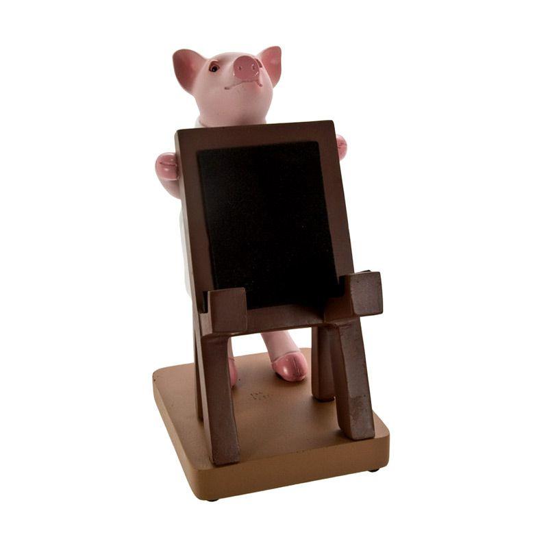 KadoUnik Animal PIG for Smartphone Stand