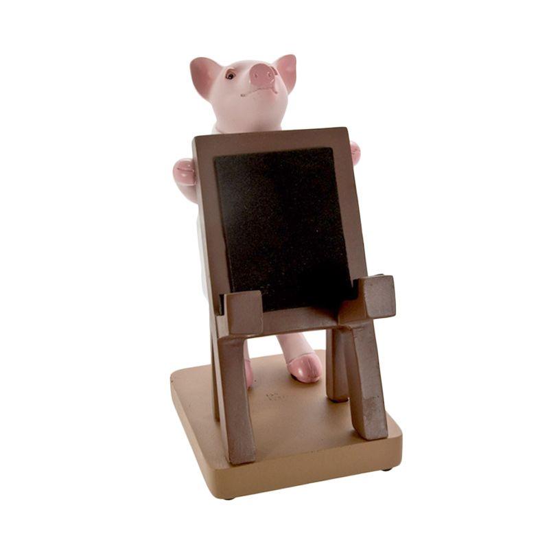 Kadounik Animal Pig Smartphone Stand