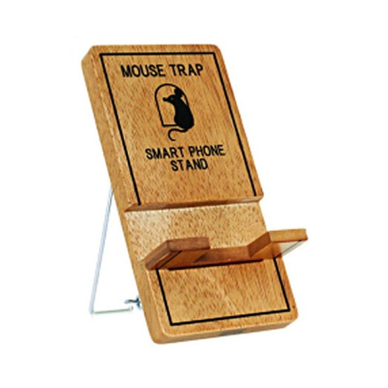 Kadounik Creative Mouse Trap Smartphone Stand