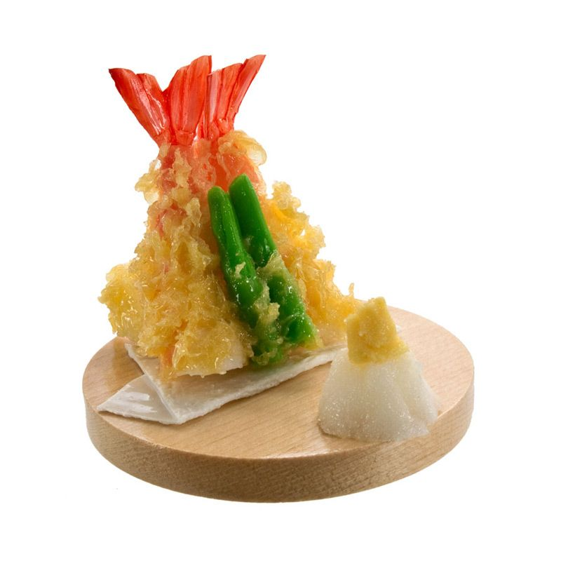 Kadounik Delicious Food Tempura Stands Aksesoris Handphone