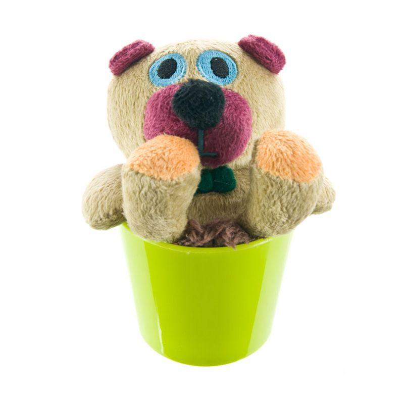 KadoUnik Mopet Little Animals in the Cup Bear Pembersih Komputer