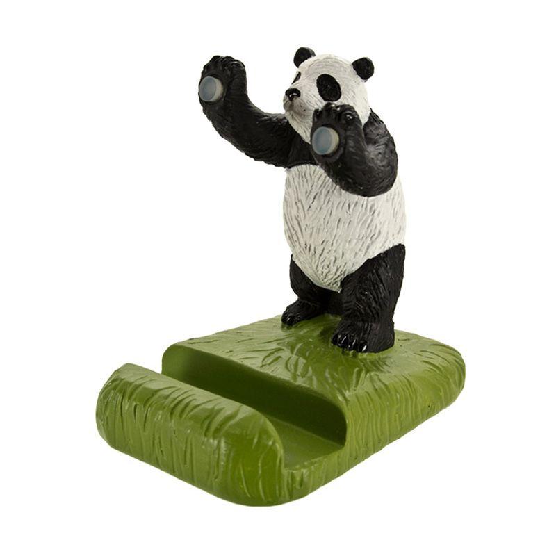 Motif. Various Figures Panda 2 Smartphone Stand