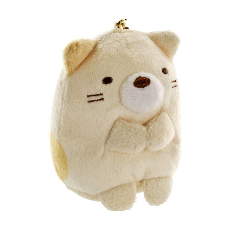 Kadounik San-X Sumikko Gurashi Plush Cat Doll Gantungan Handphone