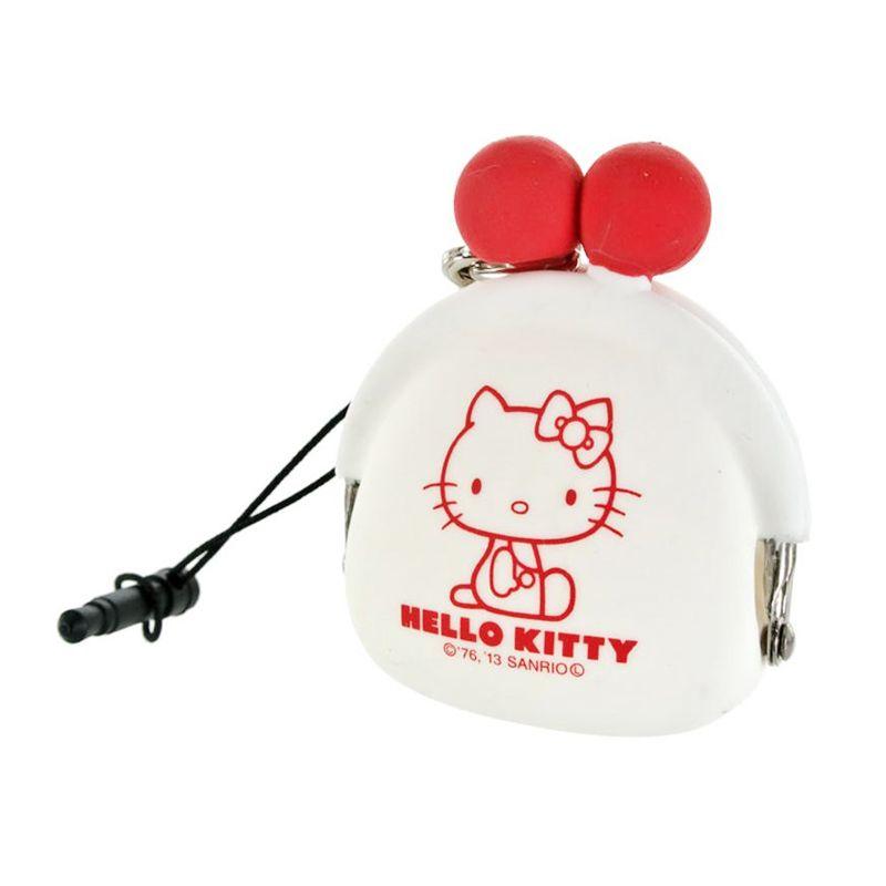 Kadounik Sanrio Hello Kitty Mini Red Pouch Strap