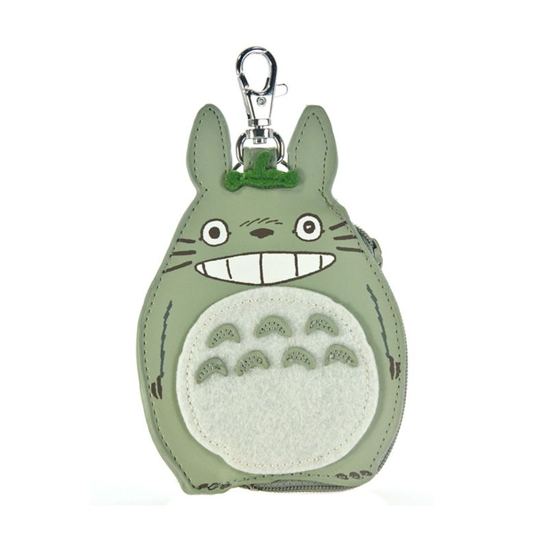 KadoUnik Studio Ghibli My Neighbor Totoro Body Shaped Pouch Big Dompet Koin