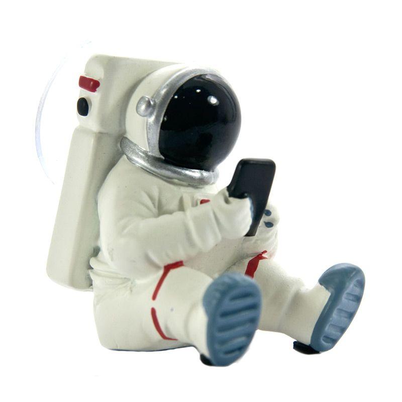 KadoUnik Various Figures Astronaut Mini Style for Smartphone Stand