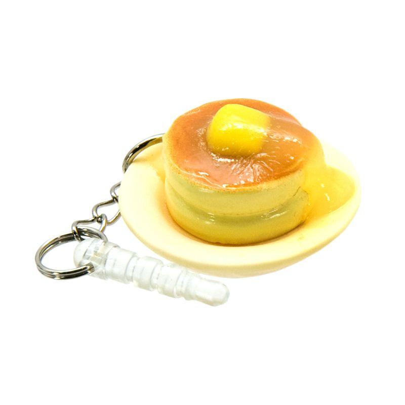 Kadounik Yura Pancake Earphone Plug Aksesoris Handphone