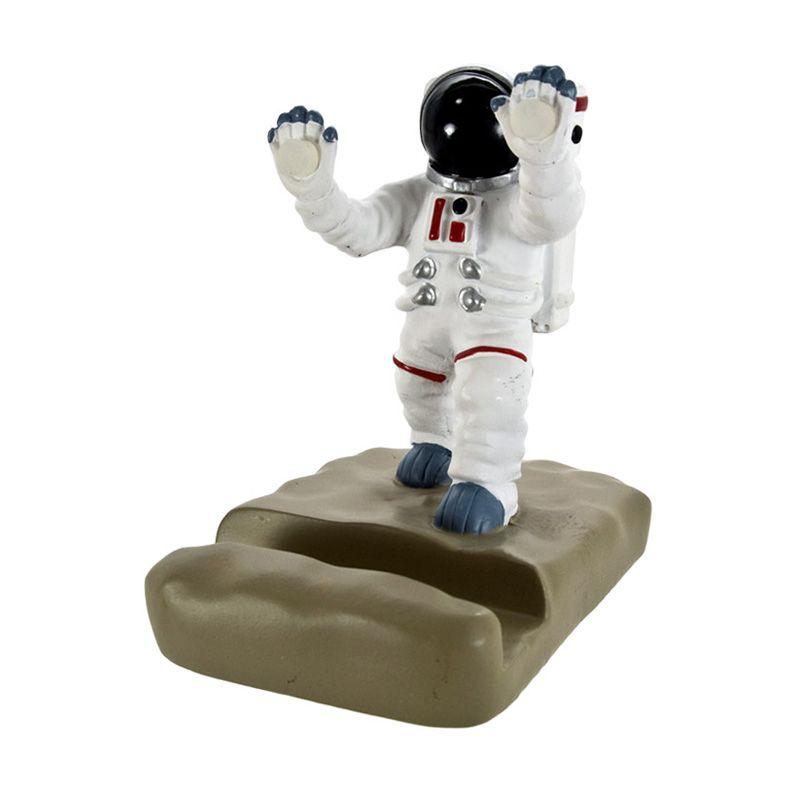Motif. Various Figures Astronaut 2 Smartphone Stand