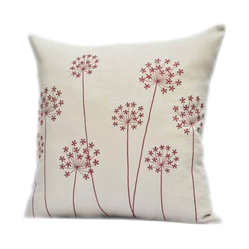 Kainkain Oatmeal Queen Ann Pillow Cover
