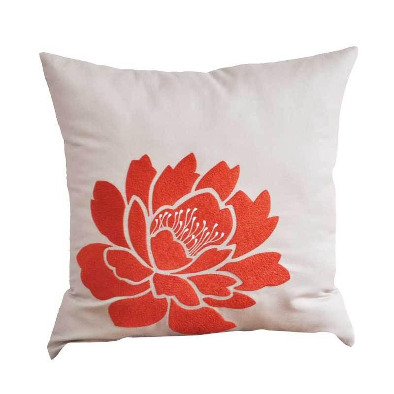 Kainkain Tan Caroline Pillow Cover