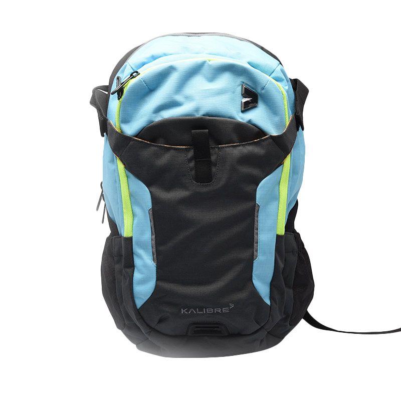 Kalibre Equifer 910309-326 Turquoise-Grey Tas Ransel