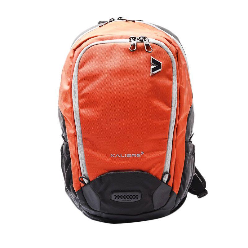 Kalibre Loadout 02 910295-012 Black-Orange Tas Ransel