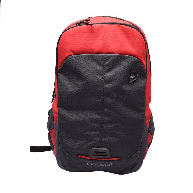 Kalibre Oxiron 01 910323-602 Tango Red Grey Tas Ransel