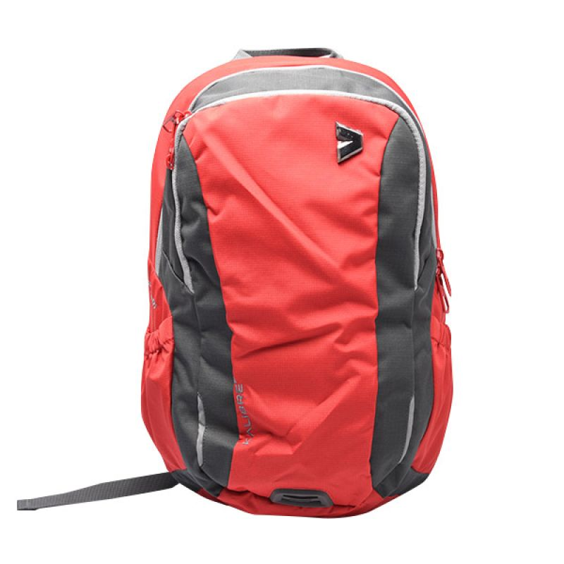 Kalibre Vygreen 01 910243-617 Red Grey Tas Ransel