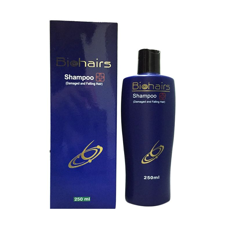 Biohairs Damaged and Falling Hair Shampoo