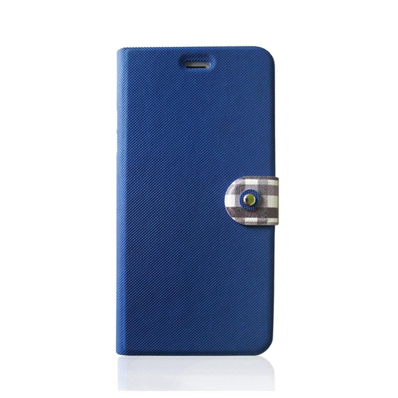 Kalo Classical Biru Casing For iPhone 6 Plus