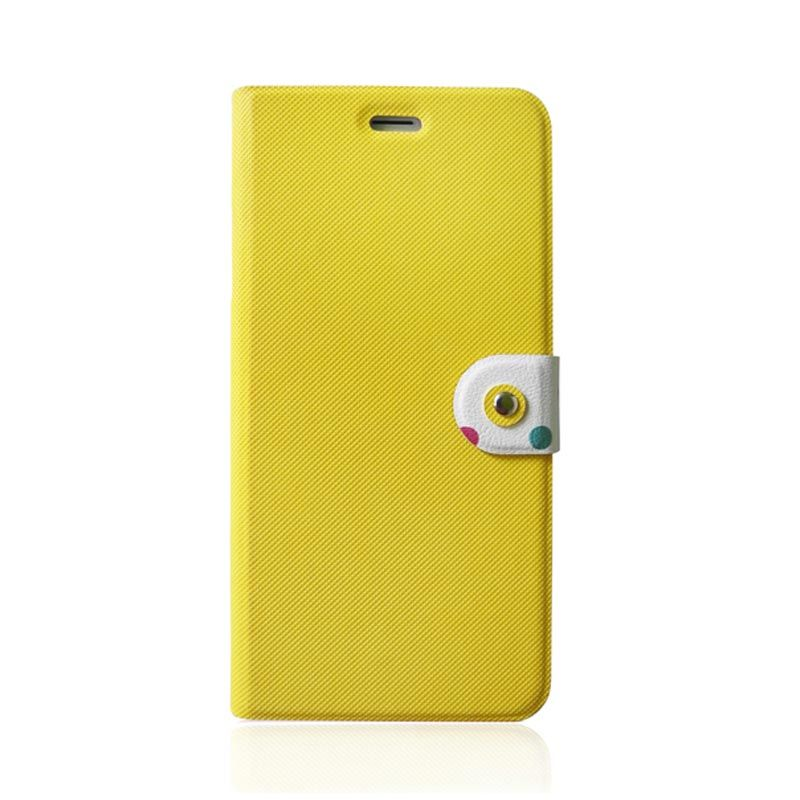Kalo Classical Kuning Casing For iPhone 6