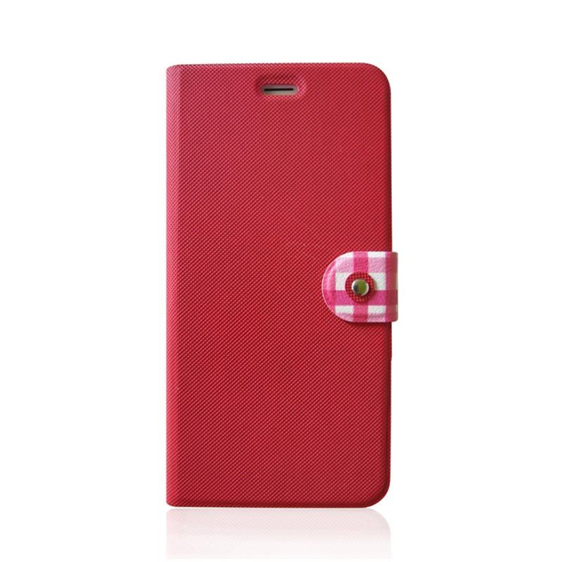 Kalo Classical Merah Casing for iPhone 6 Plus