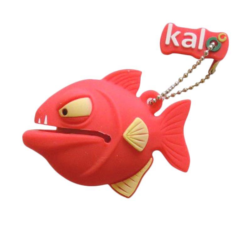 Kalo Creative Design Fish Red USB Flashdisk [16 GB]