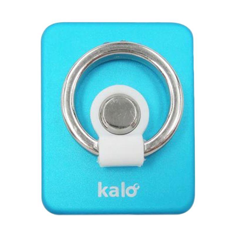 Kalo Creative Design Biru Hand Linker Cincin Handphone
