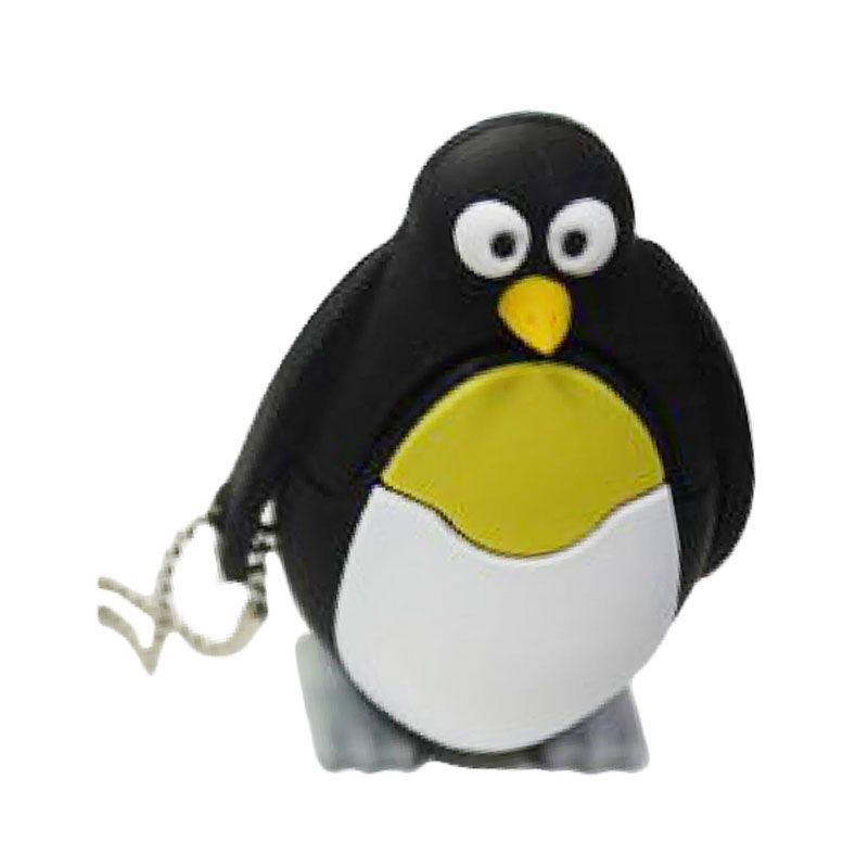 Kalo Creative Design Pinguin Hitam USB Flash Drive [8 GB]