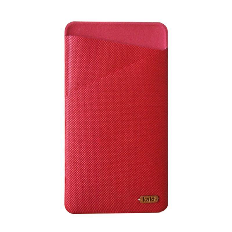 Kalo Fit Merah Casing for iPhone 6 Plus