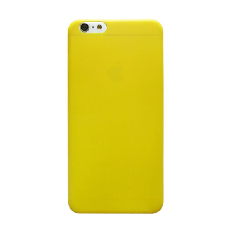 Kalo PP Slim Kuning Casing for iPhone 6 Plus
