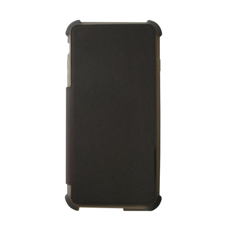 KALO Silicone Hitam Casing for iPhone 6 Plus
