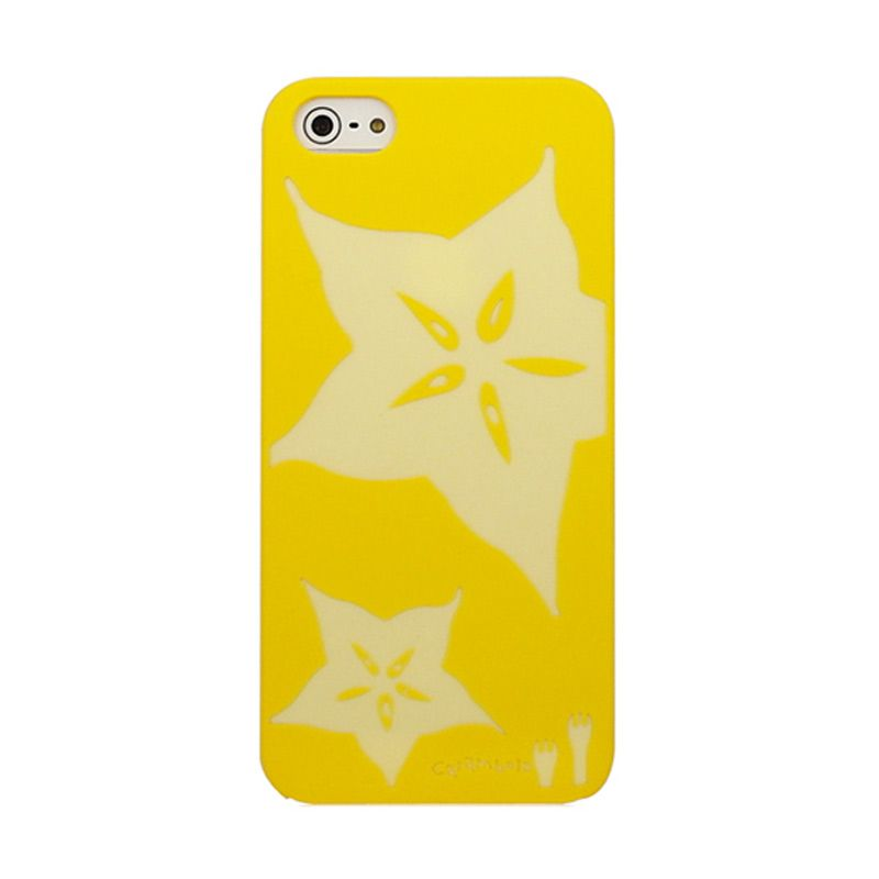 Kalo SL Fruit Belimbing Casing for iPhone 5 or 5s