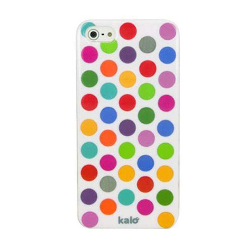 Kalo Spot Putih Casing for iPhone 5 or 5s