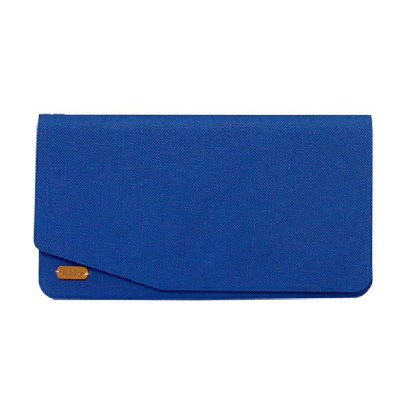 Kalo Wallet Biru Casing for iPhone 6 Plus