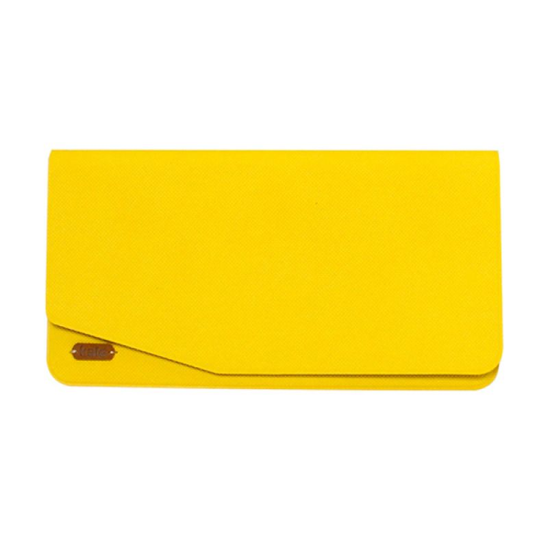 Kalo Wallet Kuning Casing for iPhone 6 Plus