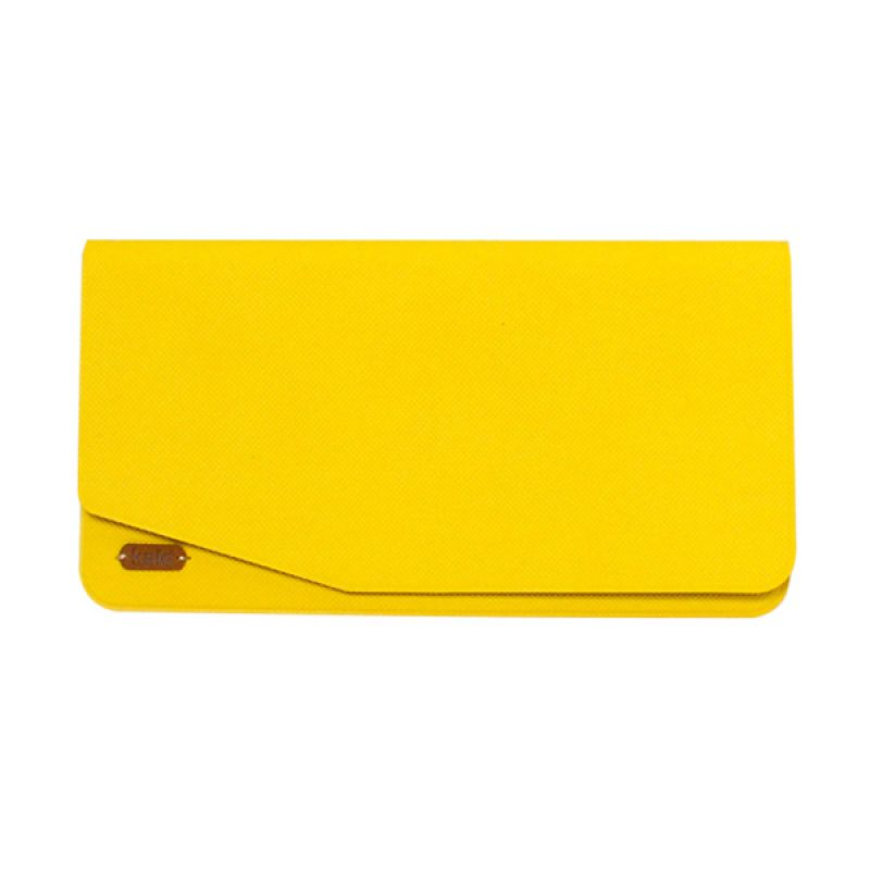 Kalo Wallet Kuning Casing for iPhone 6