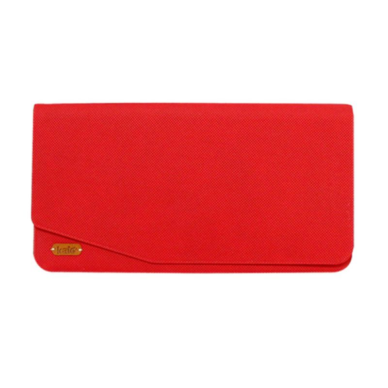 Kalo Wallet Merah Casing for iPhone 6 Plus