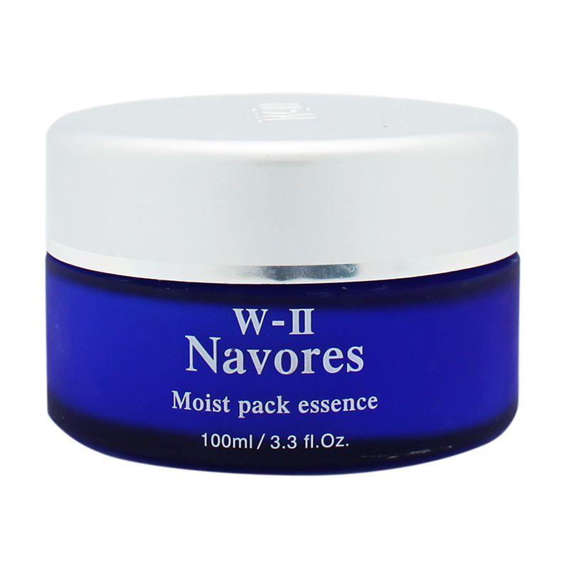 harga W-II Navores Moist Pack Essence Cream Pemutih Blibli.com