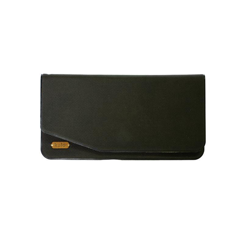 Kalo Wallet Coklat Casing For iPhone 6