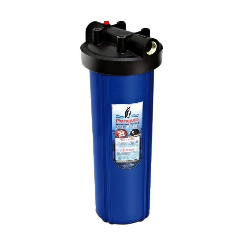 Penguin PBF 20 CTO Biru Filter Air