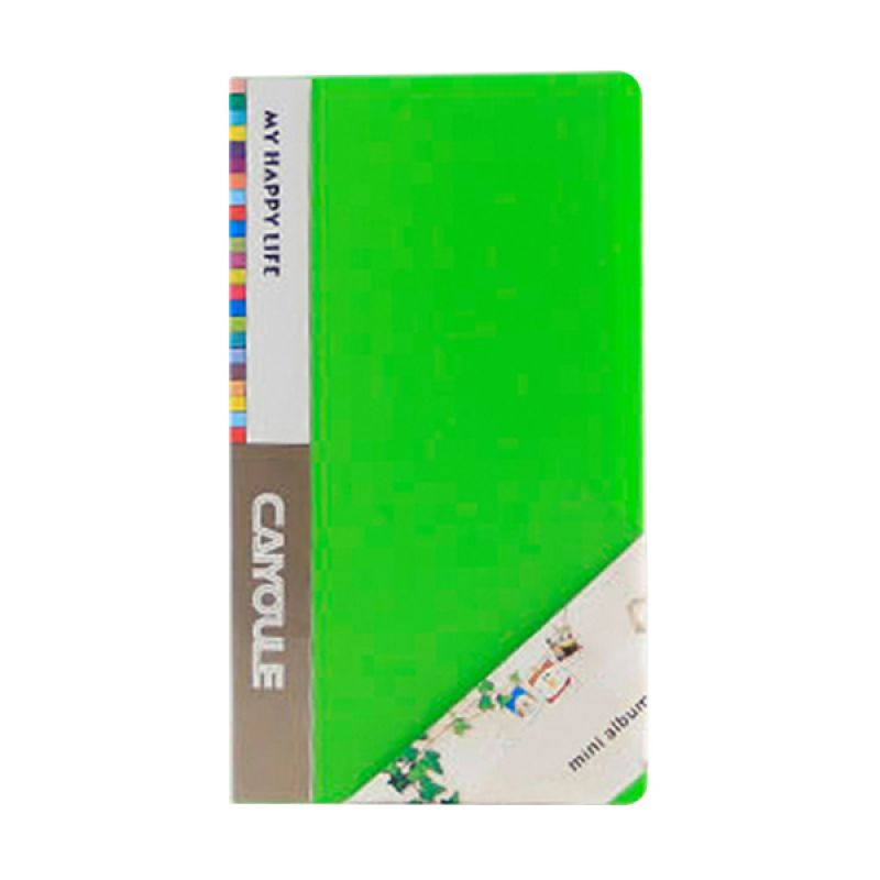 harga Caiyoule Green Album Foto Blibli.com