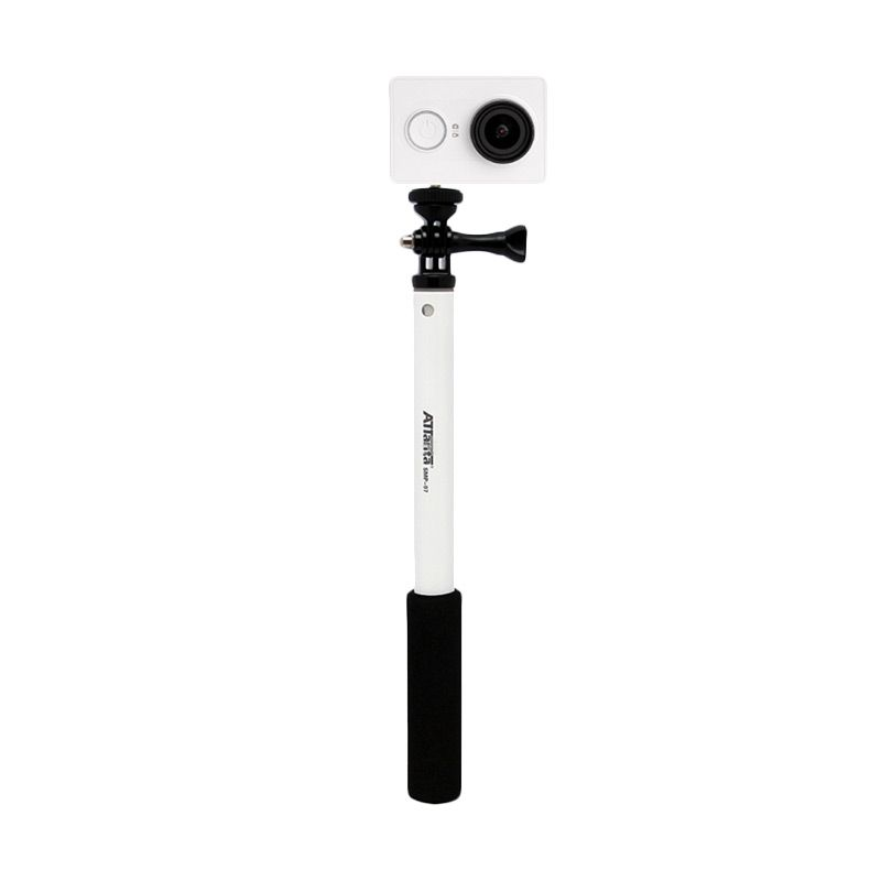 Attanta Titanium Limited Edition SMP-07 Special Putih Tongsis for Action Cam/Smartphone/DSLR