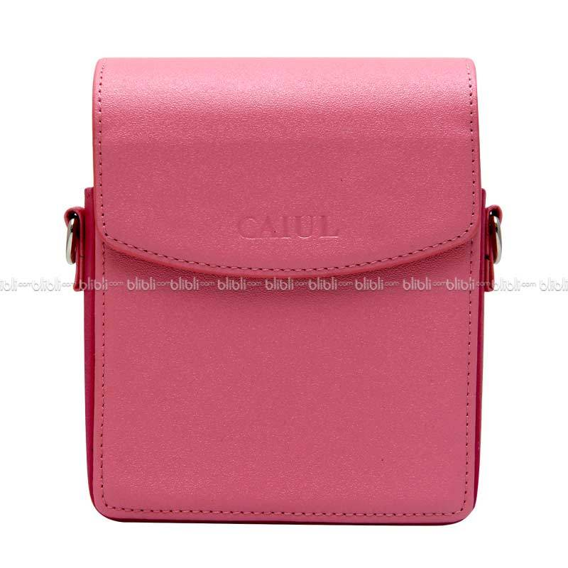 Caiul Instax Leather Bag Instax Share SP-1 Pink