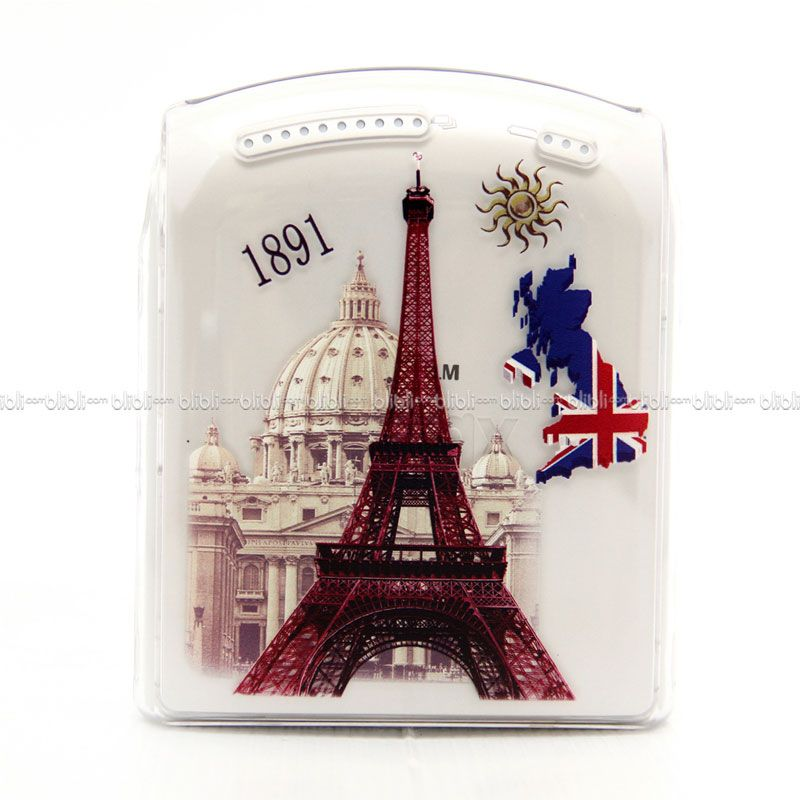 Checky Ciao Eiffel Casing for Instax Share SP-1