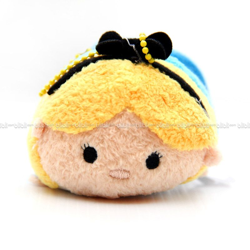 Disney Tsumtsum Mini Alice With Tags Boneka